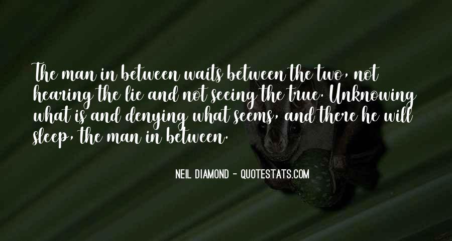 Man Who Waits Quotes #929128