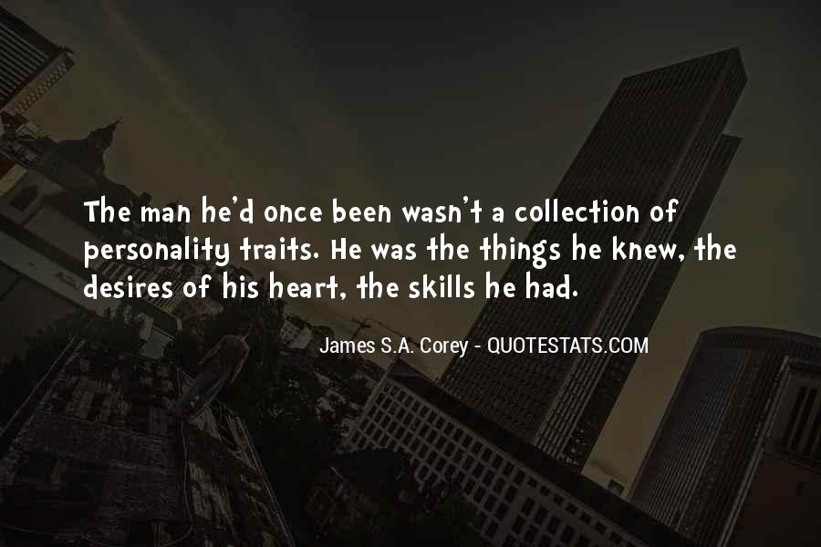 Man's Man Quotes #10136