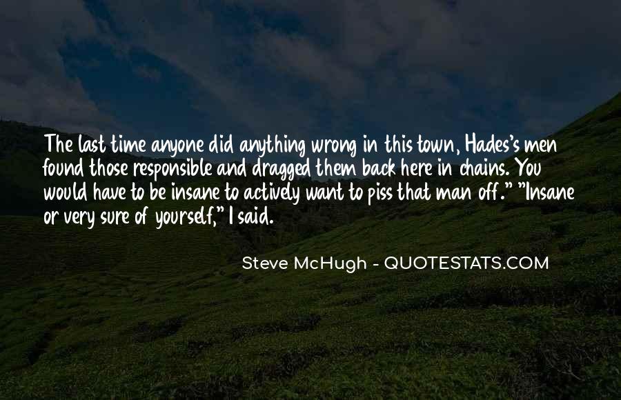 Man's Man Quotes #2430