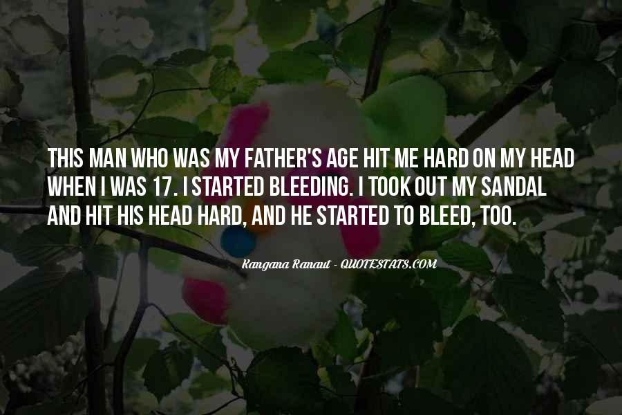 Man's Man Quotes #4490