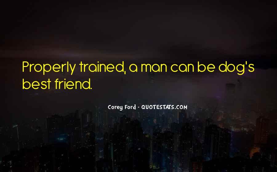 Man's Man Quotes #6269