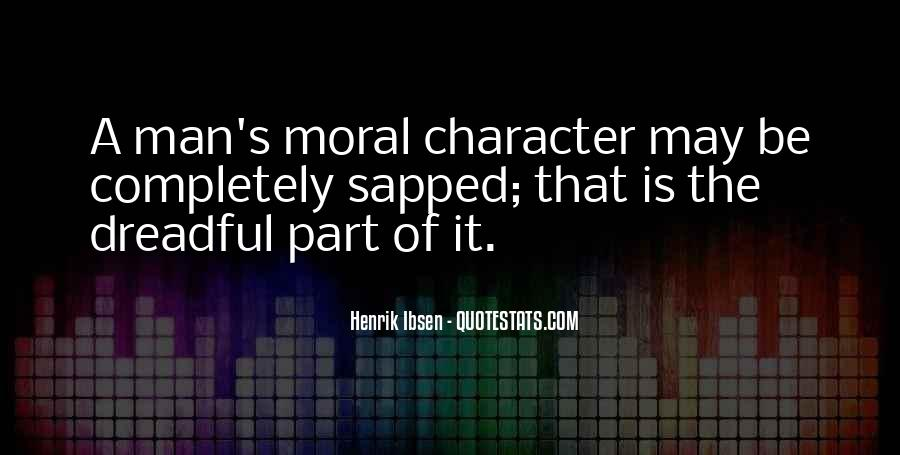 Man's Man Quotes #6836