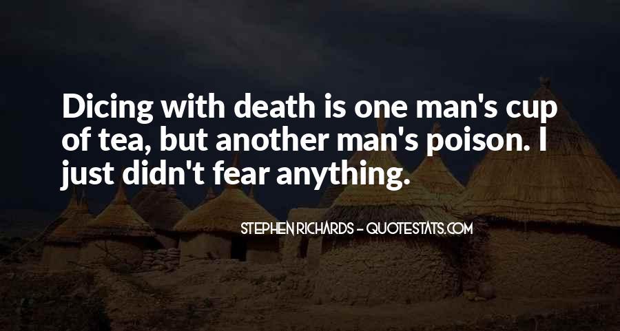 Man's Man Quotes #9636