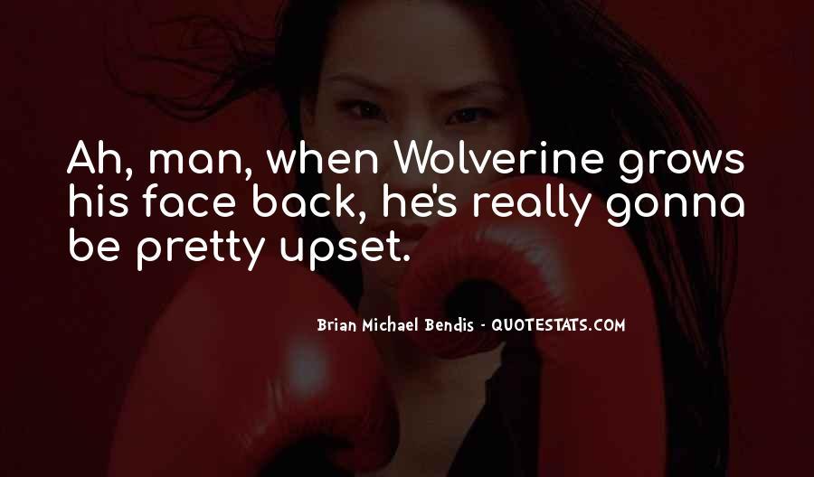 Man's Man Quotes #9640