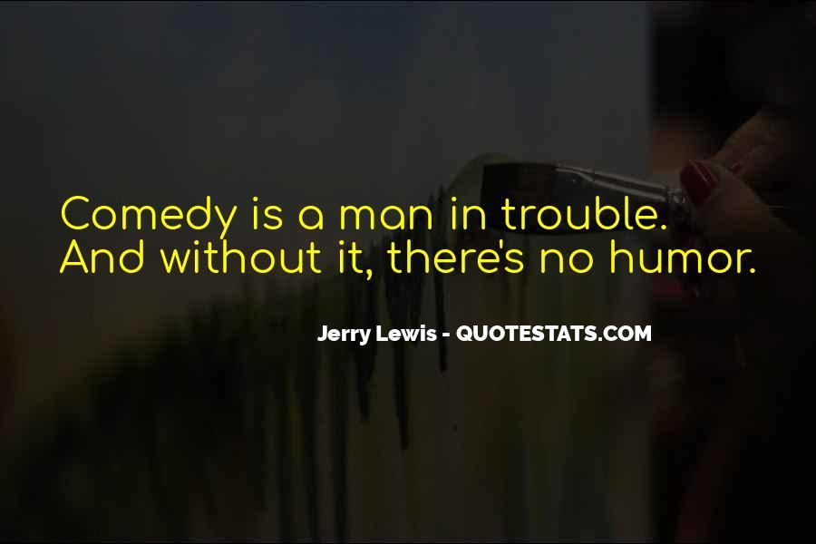 Man's Man Quotes #9767