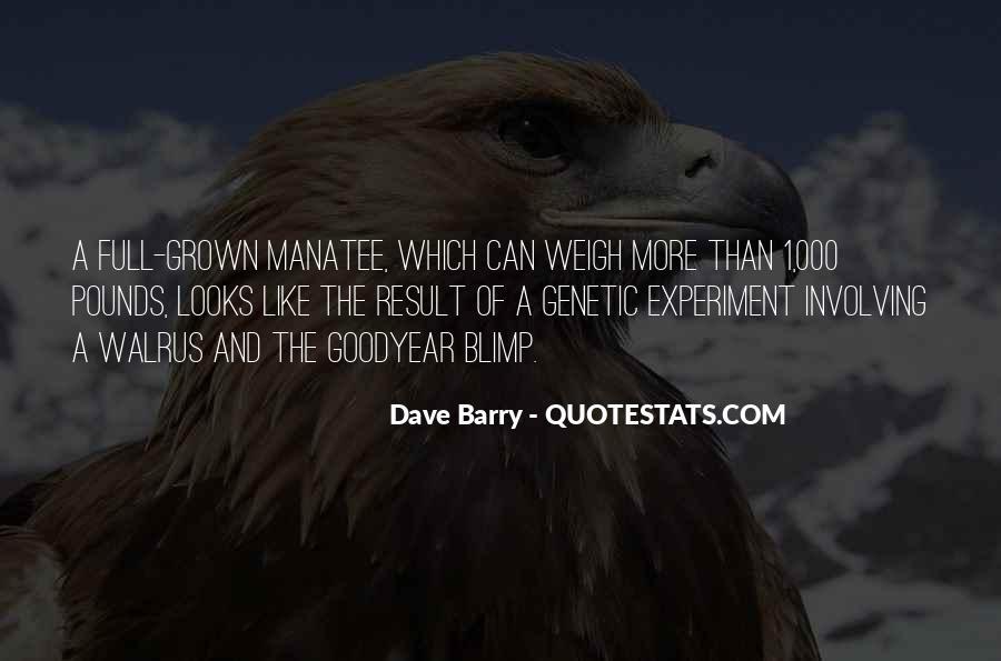 Manatee Quotes #741804