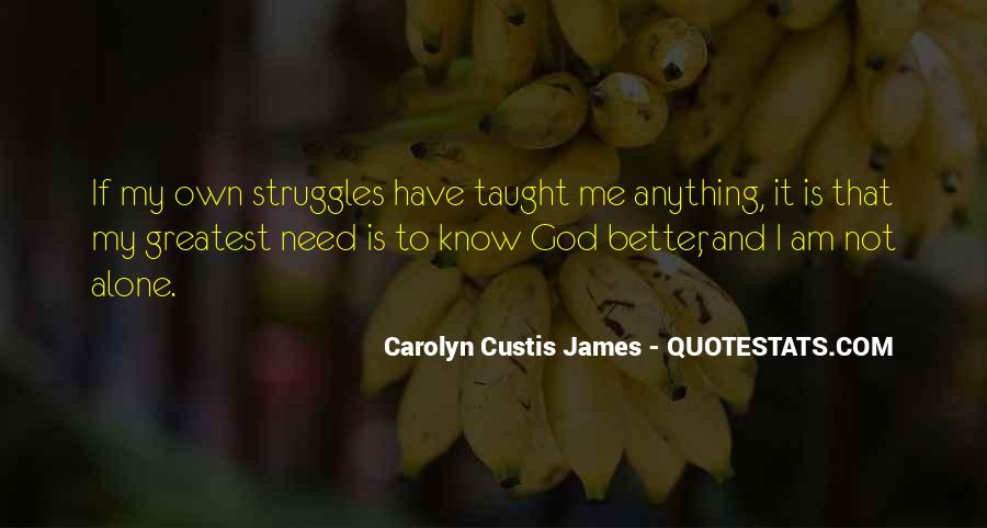 Quotes About Custis #1725802
