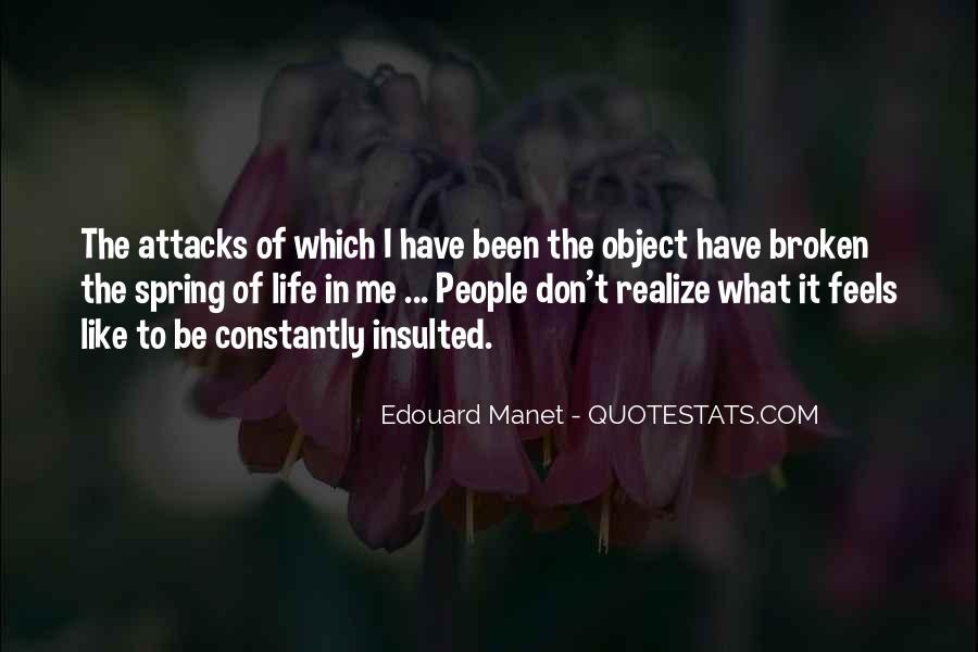 Manet Edouard Quotes #1130992