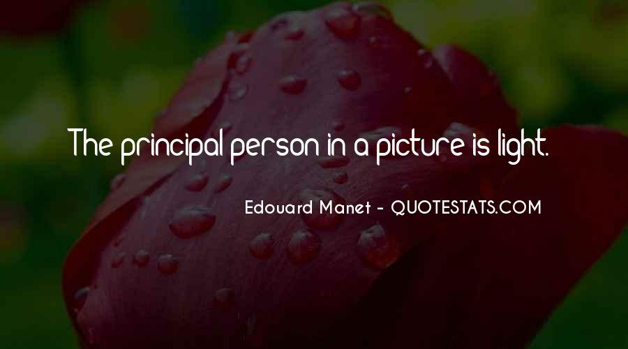 Manet Edouard Quotes #1272106
