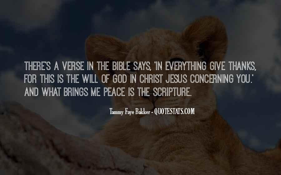 Quotes About Verse In Bible #1154740