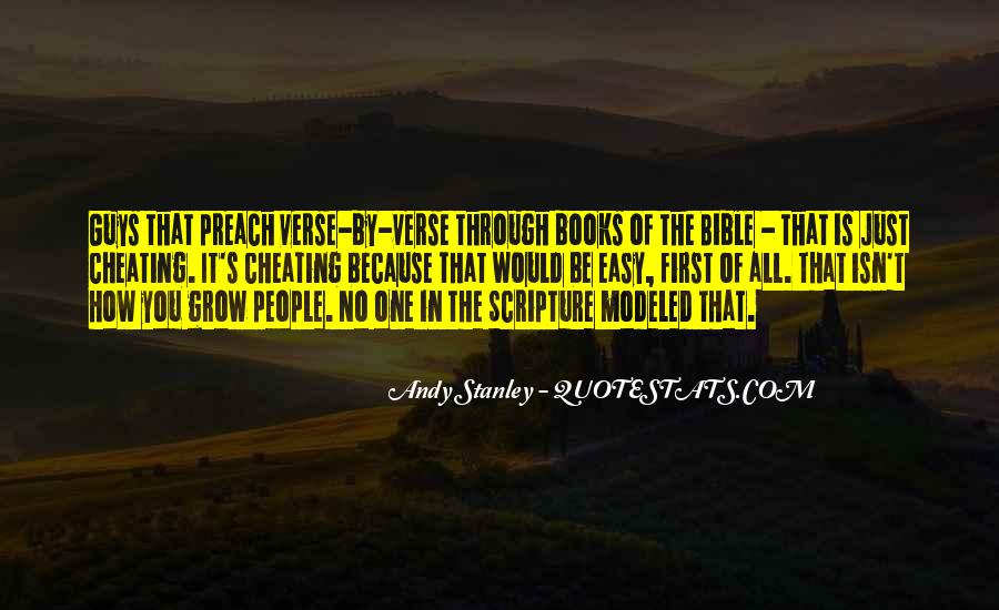 Quotes About Verse In Bible #1206381