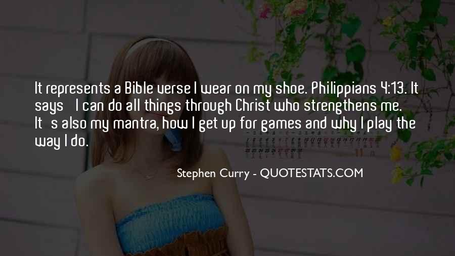 Quotes About Verse In Bible #1583634