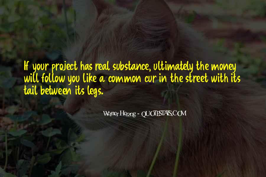 Quotes About Cur #1527349