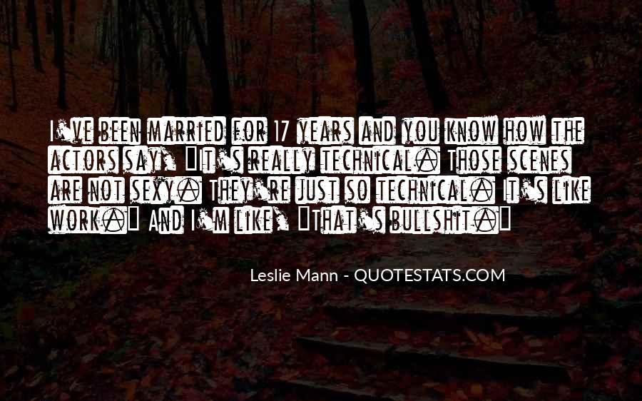Mann Quotes #104285