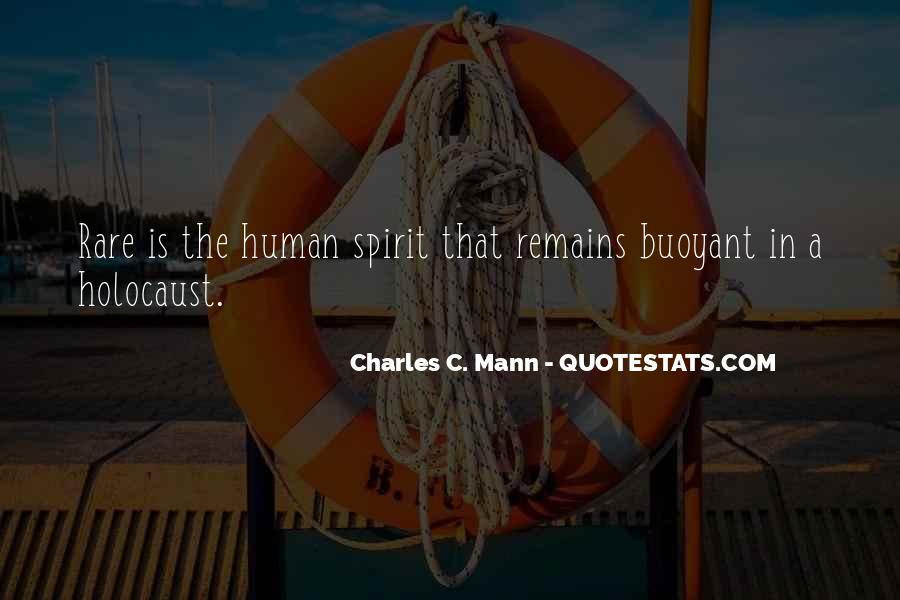 Mann Quotes #114419