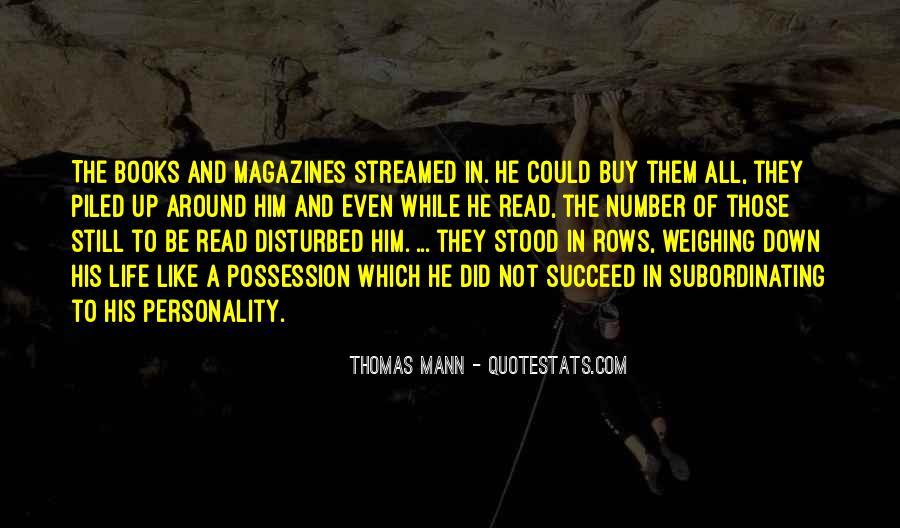 Mann Quotes #141938