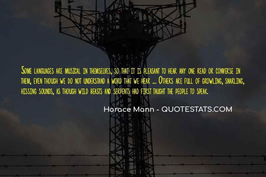 Mann Quotes #144506