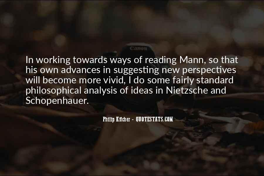 Mann Quotes #149523