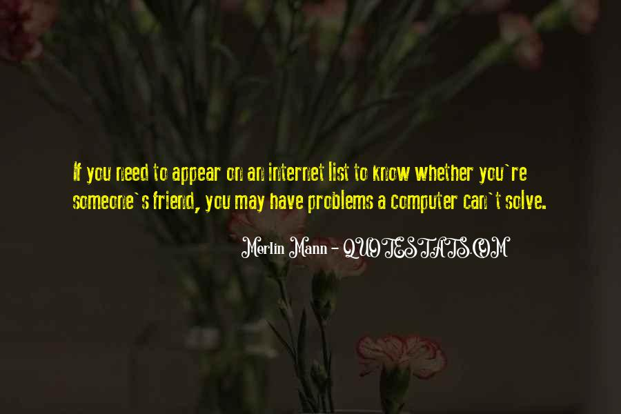 Mann Quotes #164086