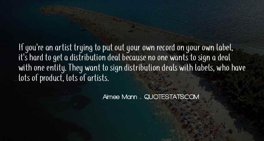 Mann Quotes #165269