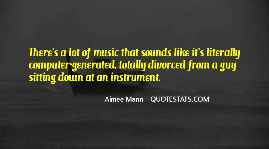 Mann Quotes #175992