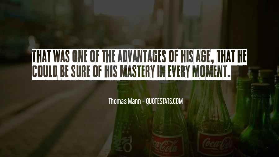 Mann Quotes #187683