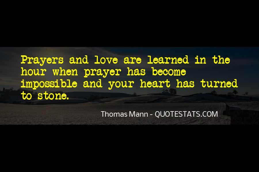 Mann Quotes #23522