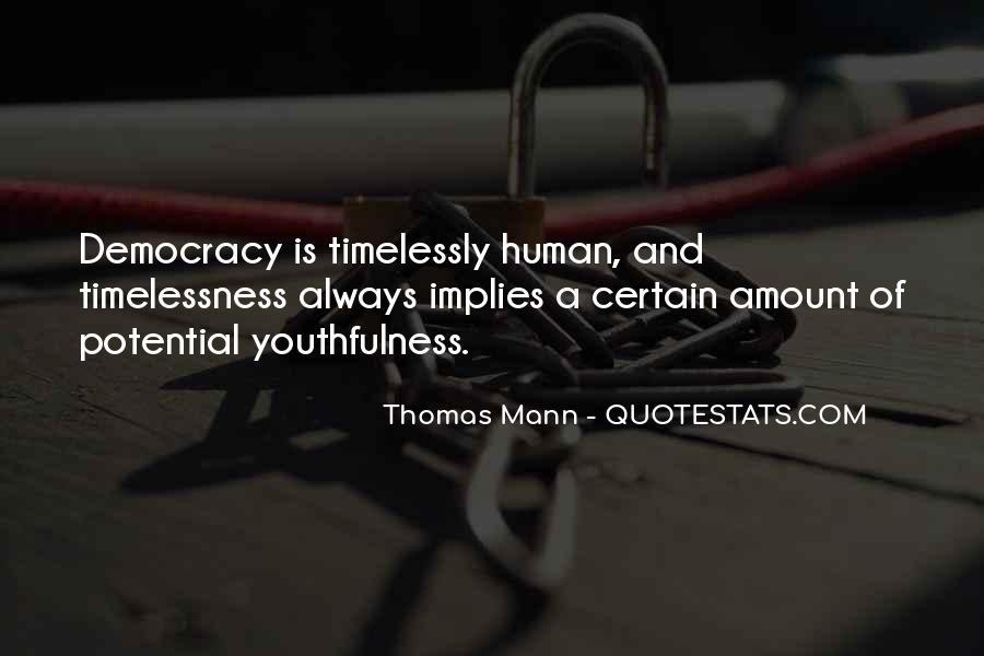 Mann Quotes #25089
