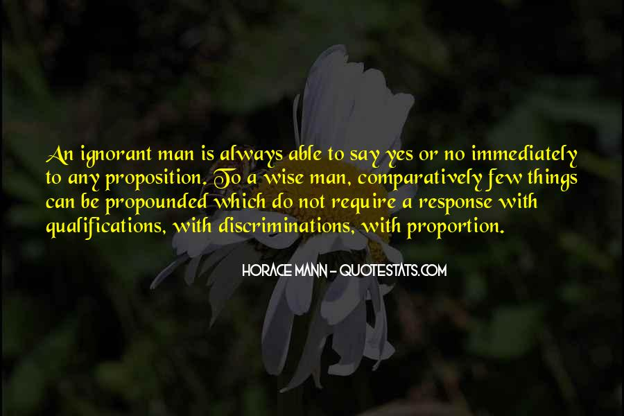 Mann Quotes #45340