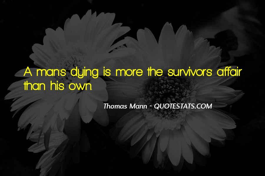 Mann Quotes #48204