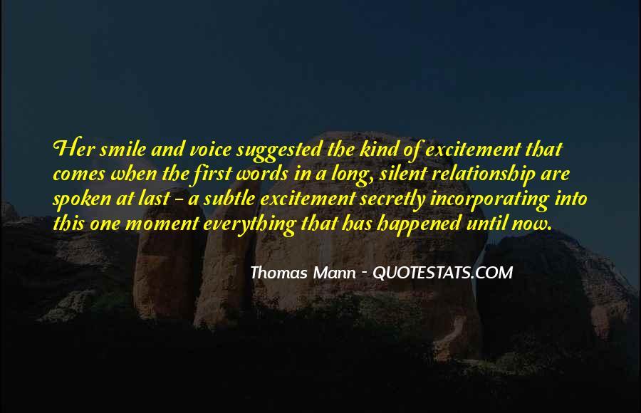 Mann Quotes #49794