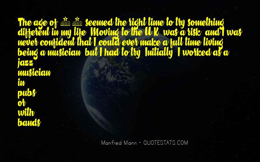 Mann Quotes #56052