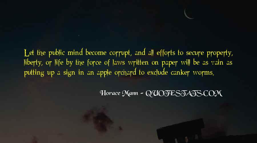 Mann Quotes #57490