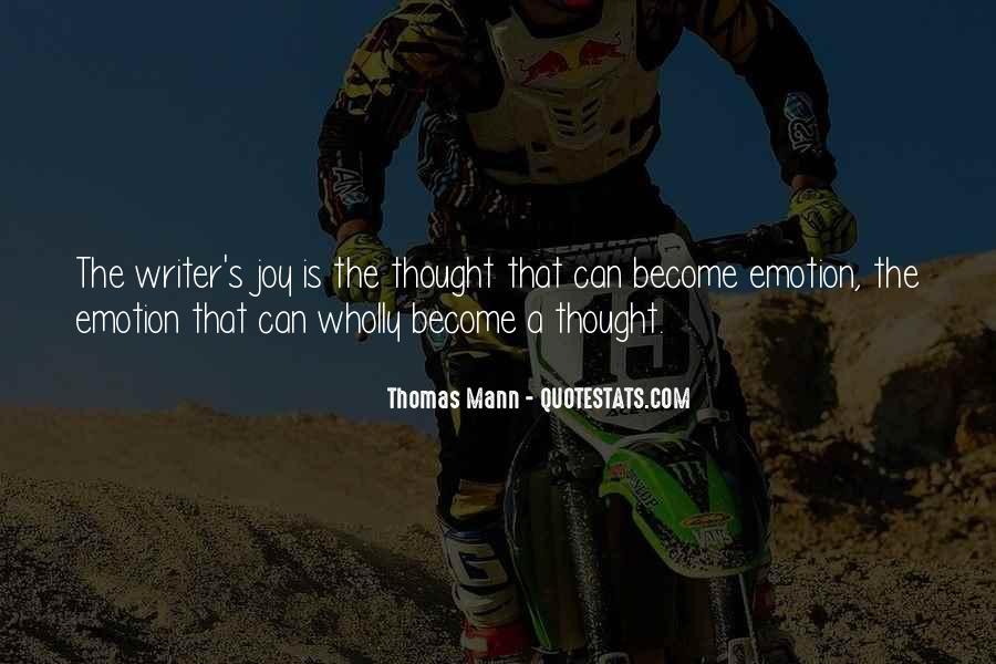 Mann Quotes #67185
