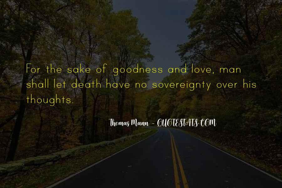 Mann Quotes #77640