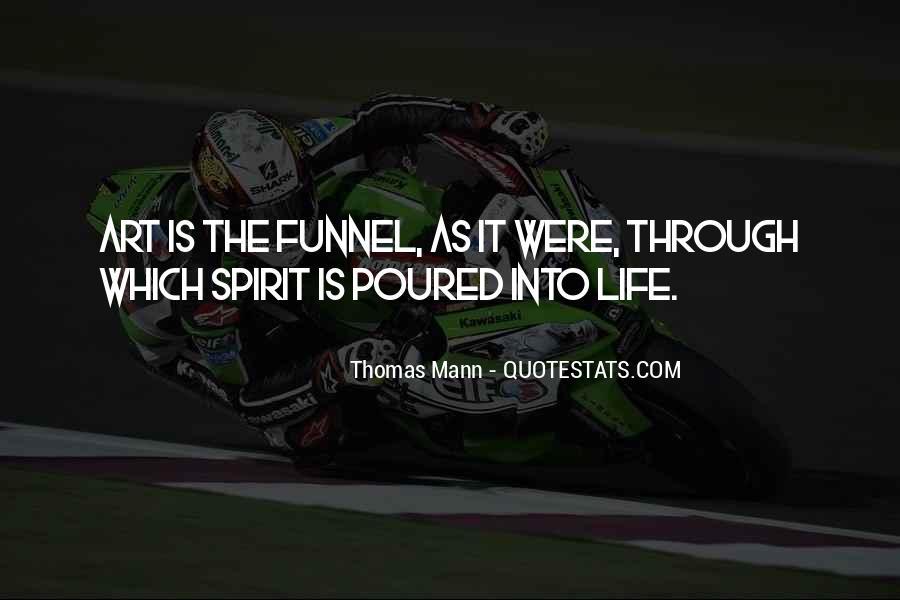 Mann Quotes #89143