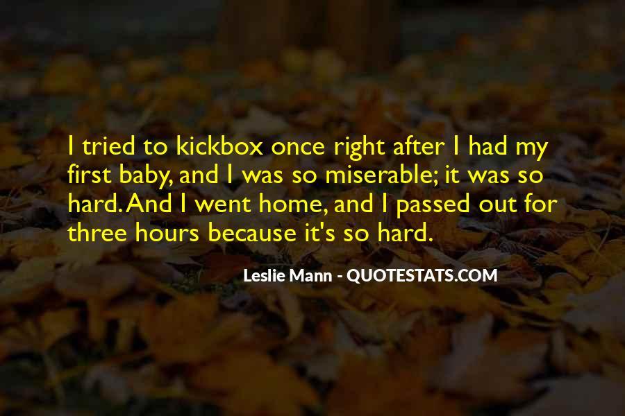 Mann Quotes #98476