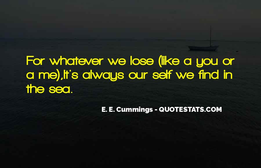 Quotes About Cummings #379971