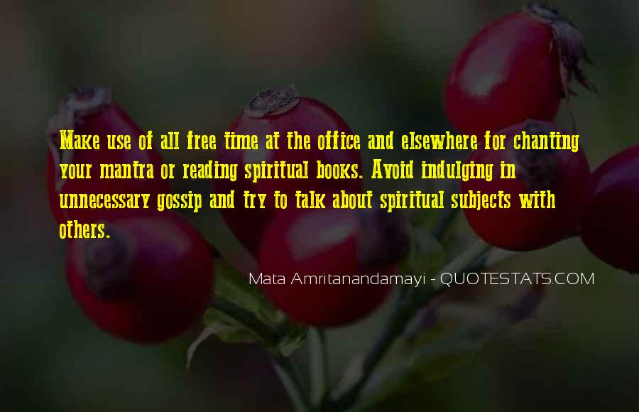 Mantra Chanting Quotes #1194849