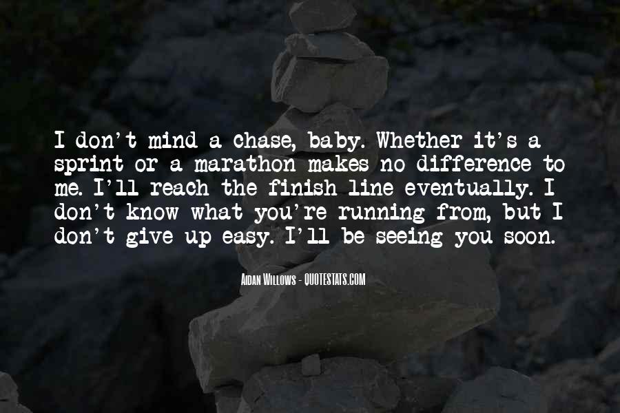 Marathon Finish Line Quotes #1253087