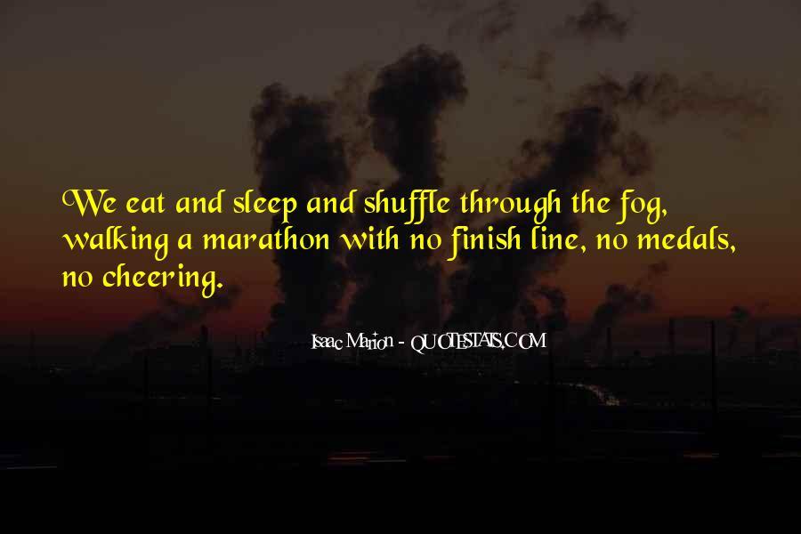 Marathon Finish Line Quotes #1535522