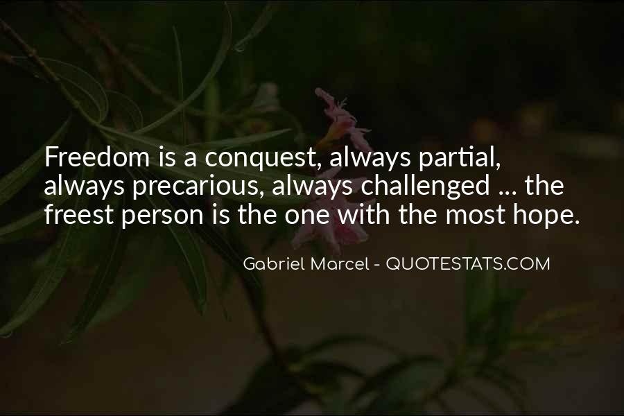 Top 29 Marcel Gabriel Quotes Famous Quotes Sayings About