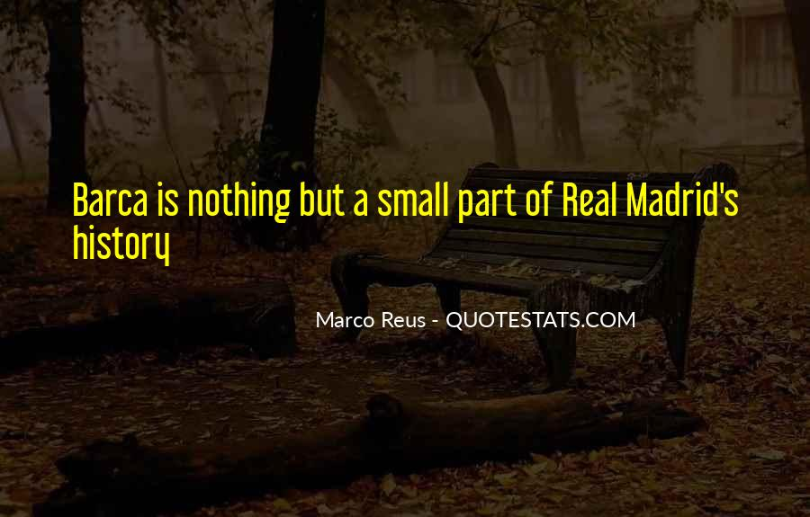 Marco Reus Best Quotes #84228