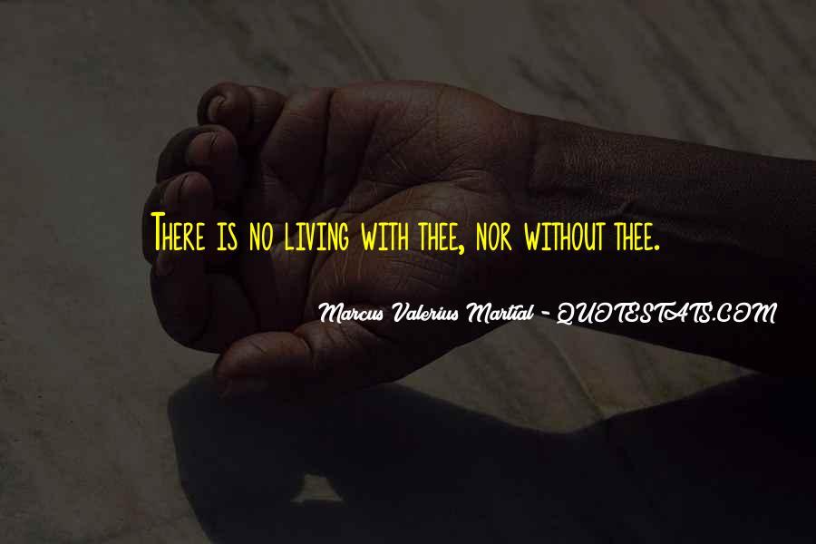 Marcus Valerius Quotes #1389988