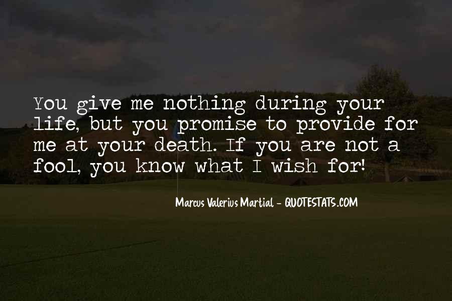 Marcus Valerius Quotes #416363