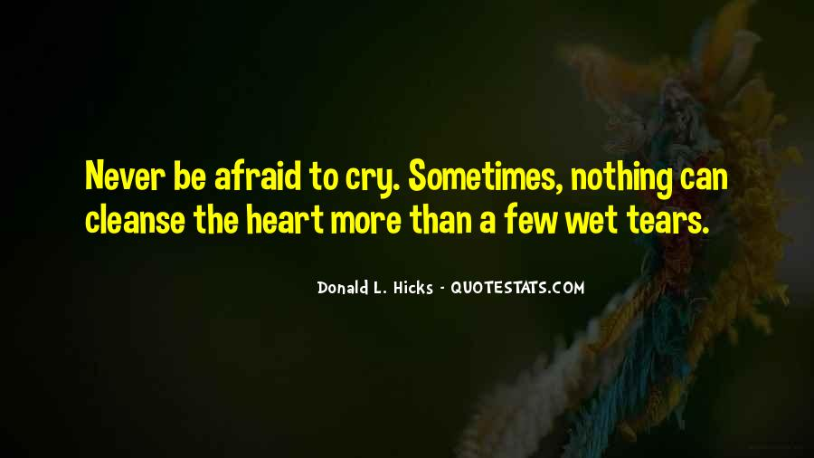 Quotes About Crying Heart #1120405
