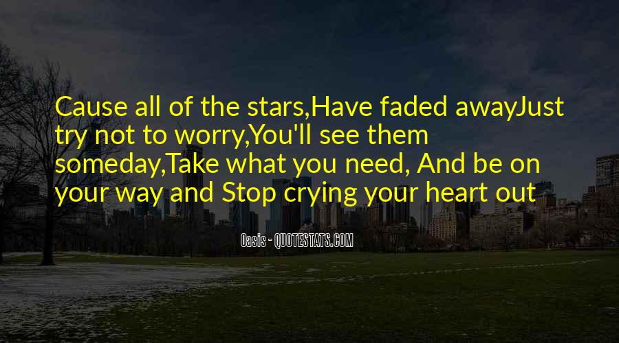 Quotes About Crying Heart #1194743