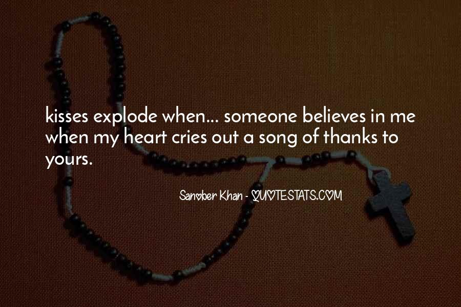 Quotes About Crying Heart #1430772