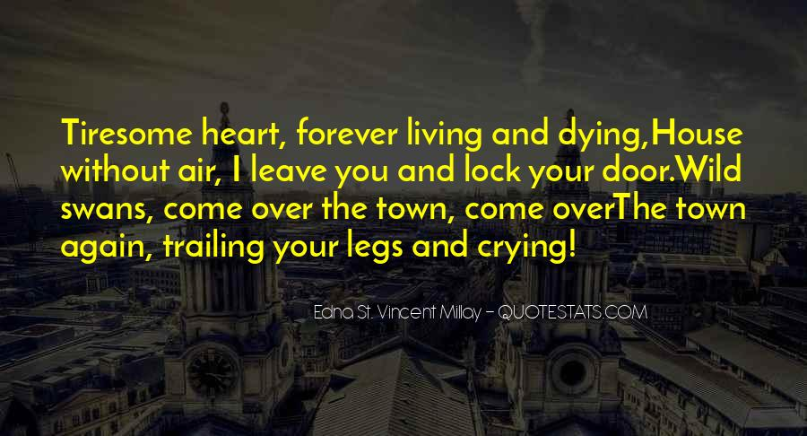 Quotes About Crying Heart #1480463