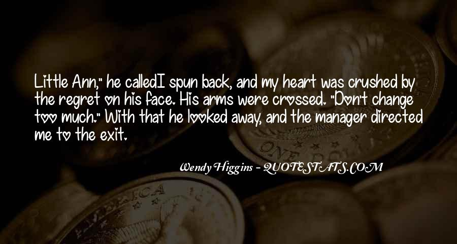 Quotes About Crying Heart #1501538